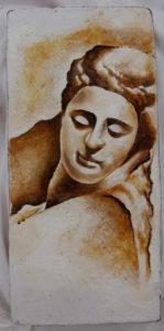 フレスコ画のロマン